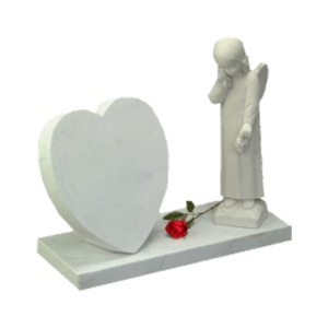 Childrens Heart and Angel Lawn Memorial