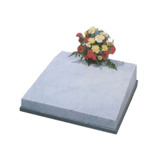Marble Cremation Tablet