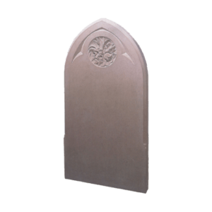 Nabresina Gothic Style Headstone Memorial
